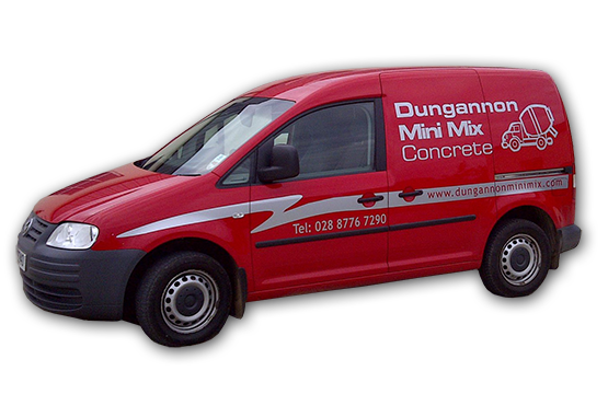 Dungannon Mini Mix Van